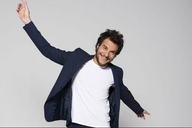 Amir est le représentant de la France à l'Eurovision.