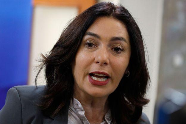 La ministre israélienne de la Culture, Miri Regev, ici à Jerusalem en janvier.
