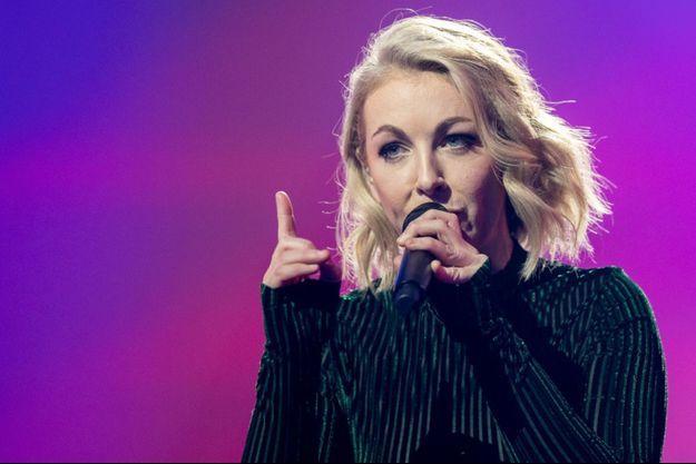 Lesley Roy, candidate de l'Irlande à l'Eurovision en 2021.