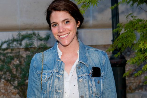 Julia Molkhou en 2015.