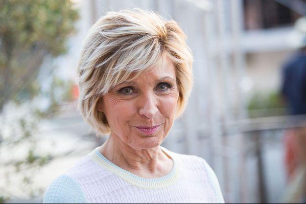 Évelyne Dhéliat en 2019, à Paris.