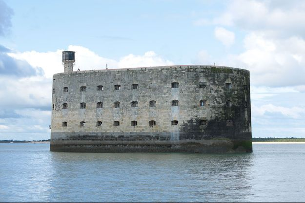 Le Fort Boyard, en Charente-Maritime.