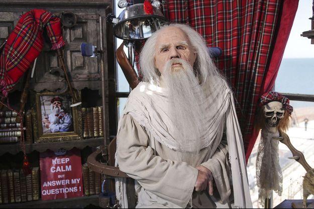 Le Père Fouras est incarné depuis 1991 par Yann Le Gac.