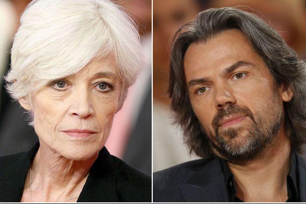 """François Hardy a déploré samedi le """"manque d'empathie"""" d'Aymeric Caron."""
