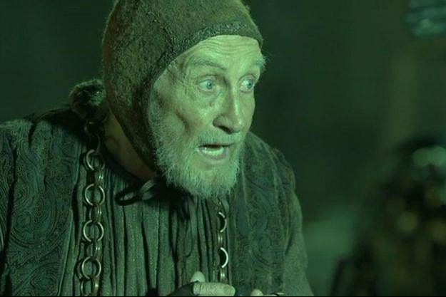 "Roy Dotrice dans ""Game of Thrones""."