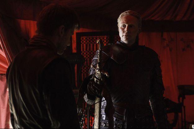 Brienne de Torth et son épée Féale.