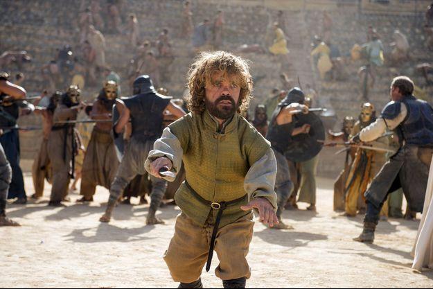 """Peter Dinklage dans """"Game of Thrones""""."""