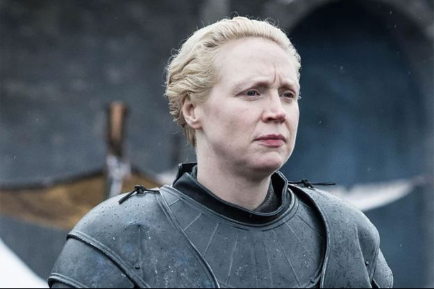 Gwendoline Christie (Brienne de Torth).