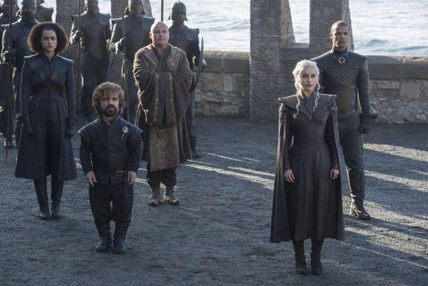 """La saison 7 de """"Game Of Thrones"""" débute le 17 juillet en France."""