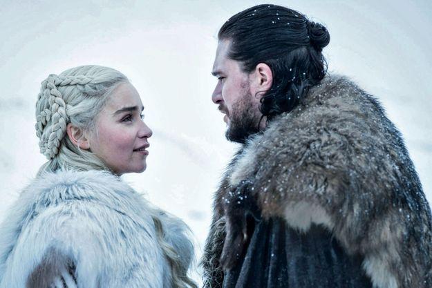 Il aura fallu sept saisons pour que se rencontrent Daenerys, la mère des dragons (Emilia Clarke), et Jon Snow (Kit Harington)