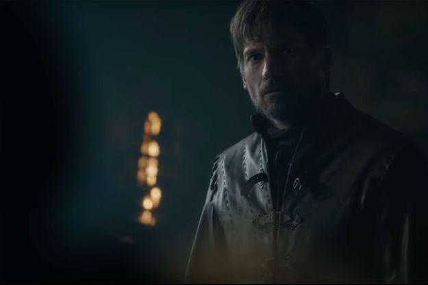 """Jaime Lannister dans l'épisode 2 de la saison 8 de """"Game of Thrones""""."""
