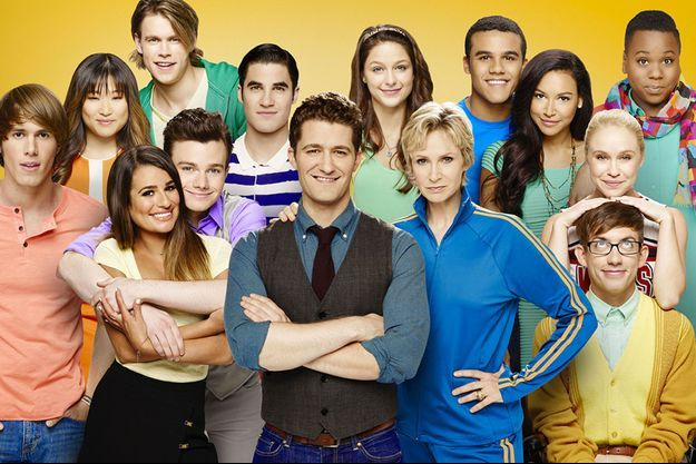 """Le final de """"Glee"""" promet d'être à la hauteur de la série : hilarant et dramatique à la fois."""