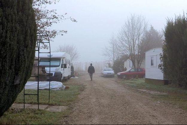 """""""Quand la caravane reste"""" de Stéphane Mercurio"""
