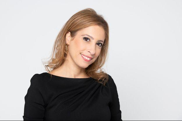 Léa Salamé en 2019.