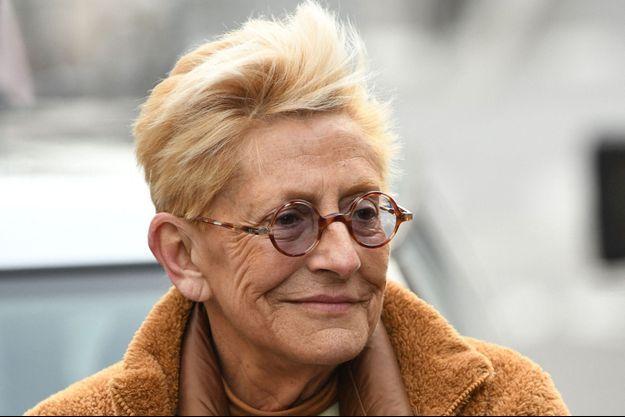 Isabelle Balkany en février 2020.