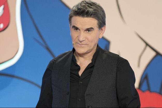 """Tex sur le plateau des """"Z'amours"""" en 2015."""