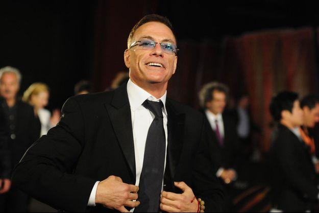 Jean-Claude Van Damme en Turquie en octobre 2014.
