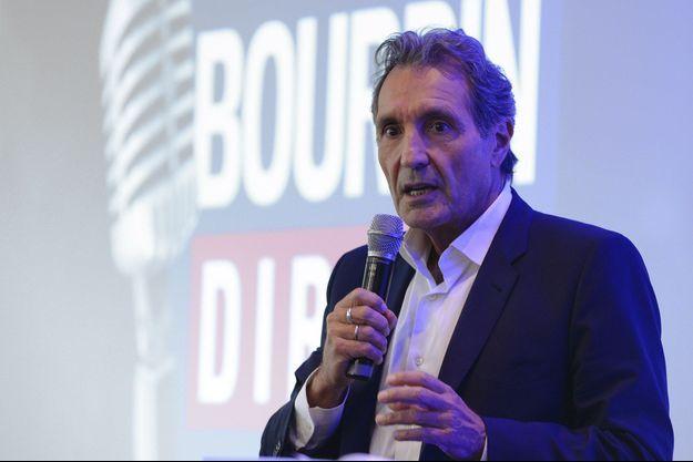 Jean-Jacques Bourdin en septembre 2016.