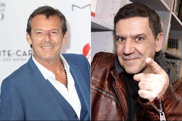 Jean-Luc Reichmann et Christian Quesada