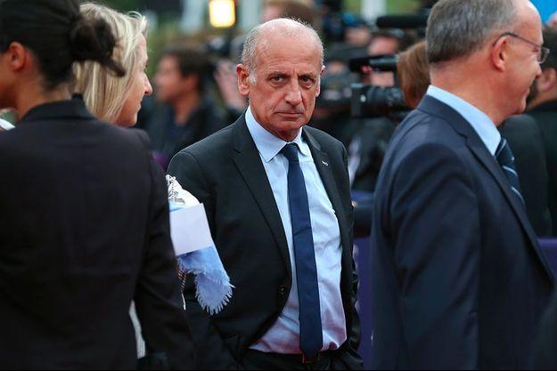 Jean-Michel Aphatie, en 2015.
