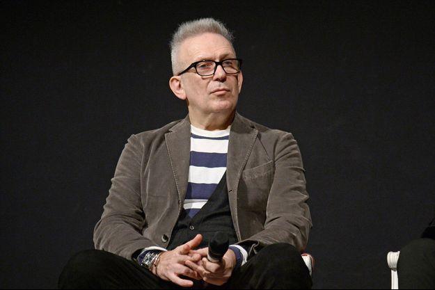 Jean-Paul Gaultier en mars dernier.