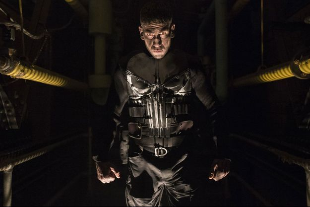 Jon Bernthal est le Punisher.