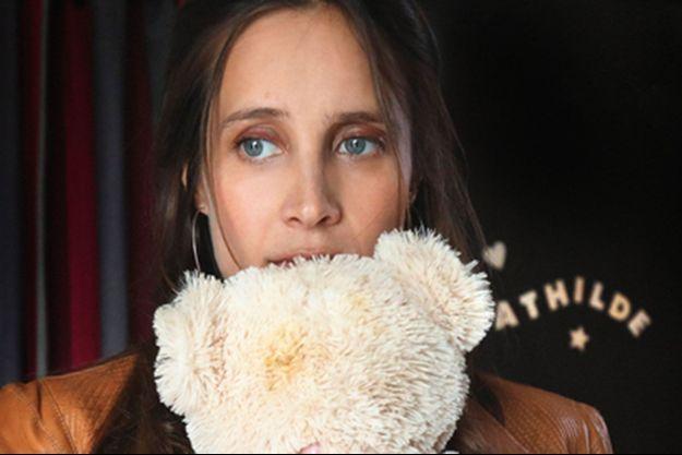 """Julie de Bona dans """"Ils ont échangé mon enfant""""."""