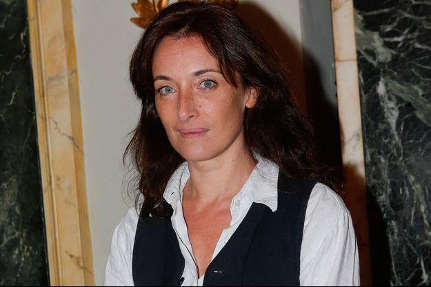 Delphine Serina en 2014