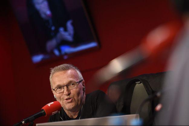 """Laurent Ruquier, ici à la présentation des """"Grosses Têtes"""" sur RTL."""