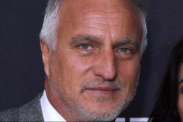David Ginola en mars 2020.