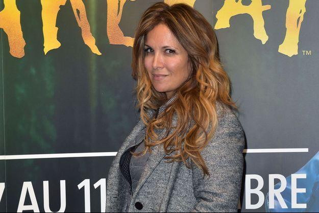 Hélène Ségara en décembre 2016, à Paris.