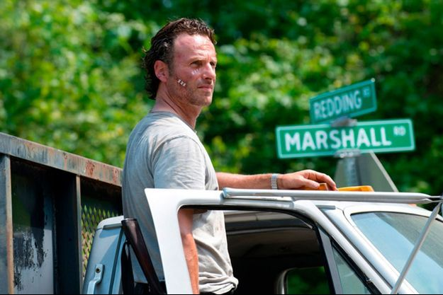 """Rick est une nouvelle fois au centre de la nouvelle bande-annonce de """"The Walking Dead""""."""