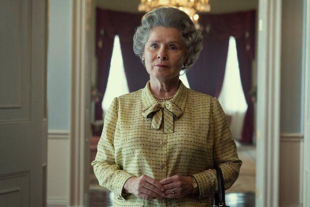 La première image de la cinquième saison de «The Crown» a été diffusée.