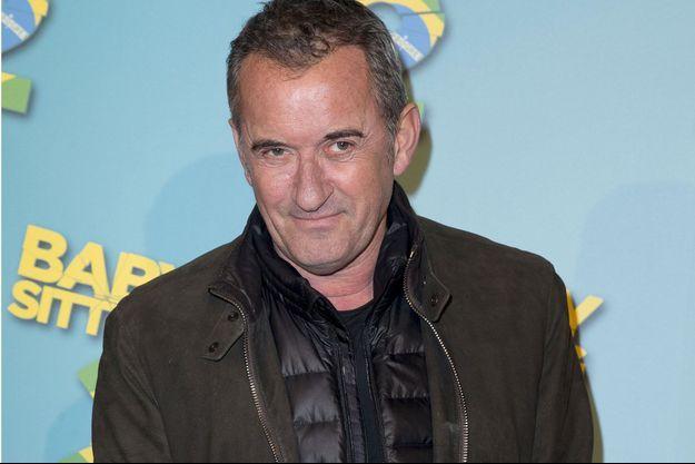 Christophe Dechavanne en 2015.