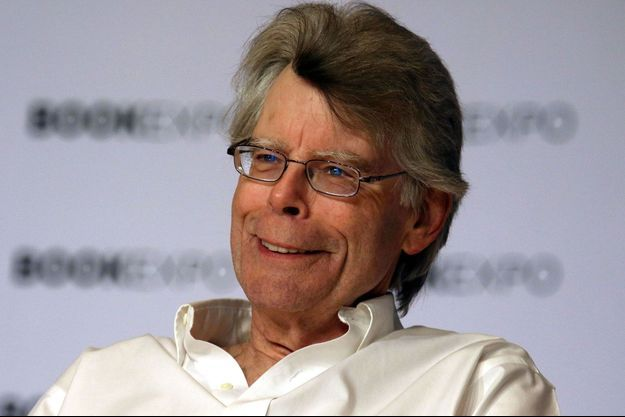 Stephen King en juin 2017 à New York.