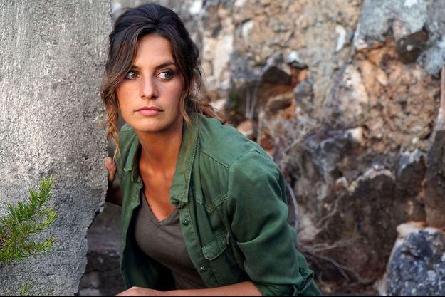 """Laëtitia Milot dans la saison 2 de """"La Vengeance aux yeux clairs""""."""