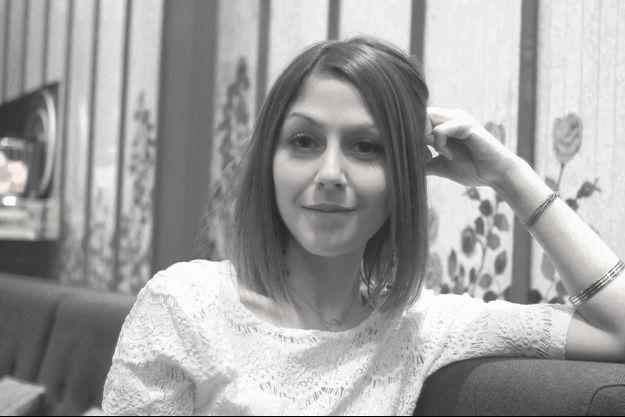 """Lauren Malka, auteur des """"Journalistes se slashent pour mourir""""."""