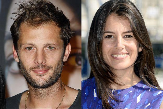 """Nicolas Duvauchelle et Louise Monot font partie du casting de """"Malaterra""""."""