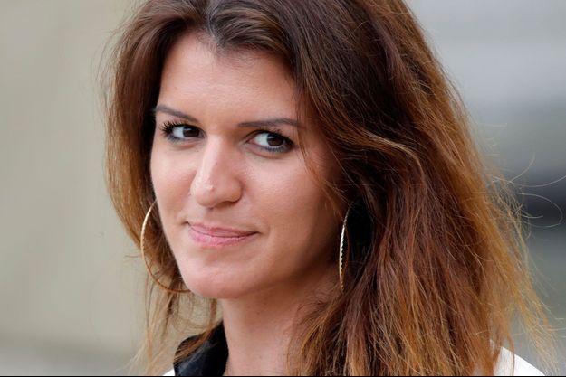 Marlène Schiappa en avril 2018.