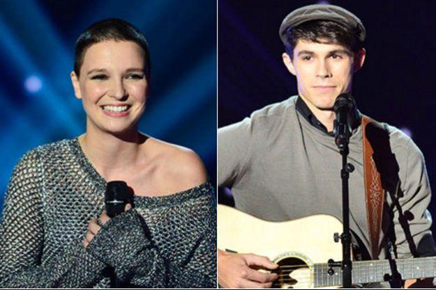 """Anne Sila et Lilian ont de bonnes chances de devenir les finalistes de la saison 4 de """"The Voice France"""""""