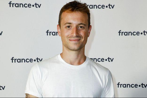 Hugo Clément en juin 2019, à Paris.