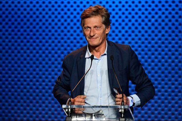 Le président de M6, Nicolas de Tavernost en septembre dernier.