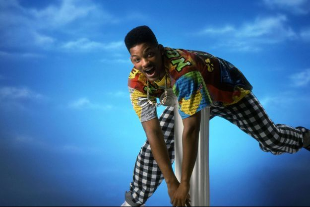 "Will Smith dans le ""Prince de Bel-Air""."