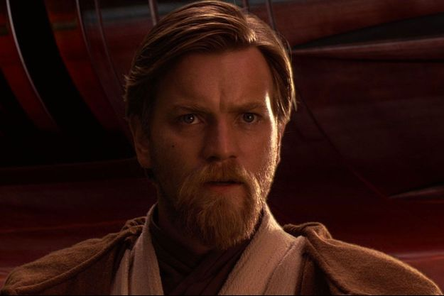 """Ewan McGregor dans le rôle d'Obi-Wan Kenobi dans """"Star Wars, épisode III : La Revanche des Sith""""."""