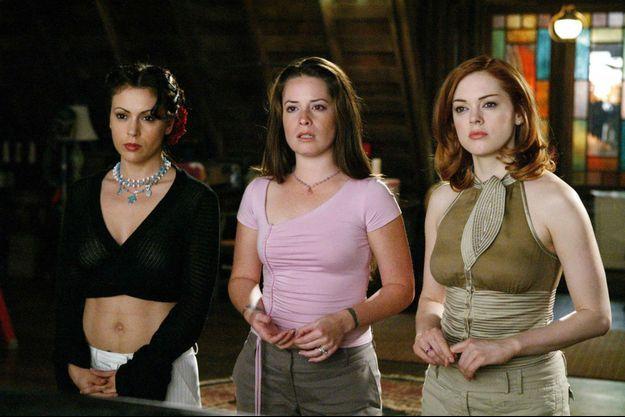 Alyssa Milano, Holly Marie Combs et Rose McGowan.