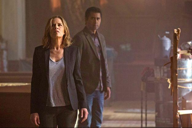 Kim Dickens et Cliff Curtis tiennent les premiers rôles de «Fear The Walking Dead».