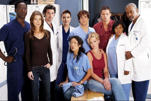 Le casting a beaucoup changé et grandi en dix ans.