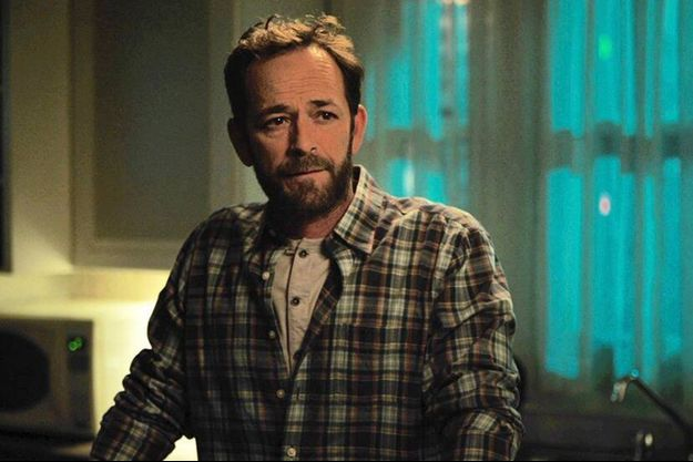 "Luke Perry dans ""Riverdale""."