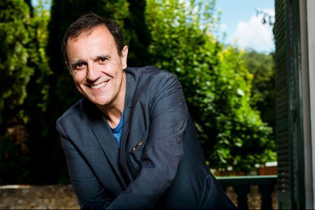 Thierry Beccaro, le 26 aout 2018.