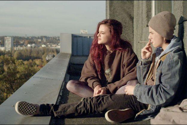 Adèle Wismes (MJ) et Théophile Baquet (Hugo)